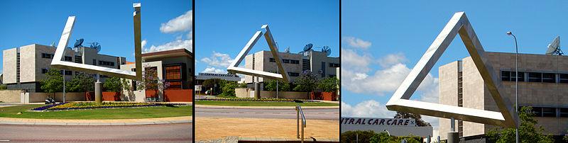 Perth - Triángulo de Penrose
