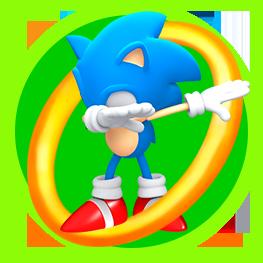 Sonic dabbing