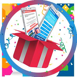 #regalaunicoos 1 año
