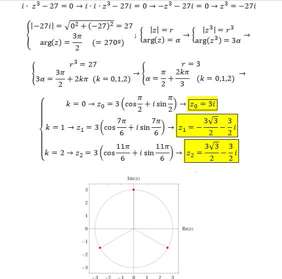 Numeros complejos 04 - Raiz | unicoos.com