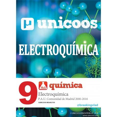 PAU QUÍMICA - ELECTROQUÍMICA