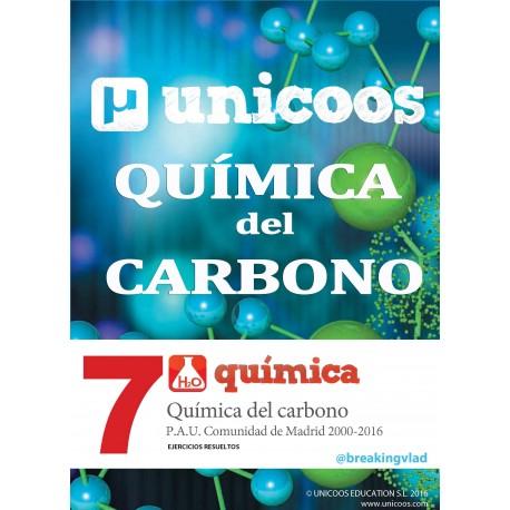 PAU QUÍMICA - QUIMICA DEL CARBONO