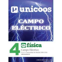 PAU FÍSICA - CAMPO ELECTRICO