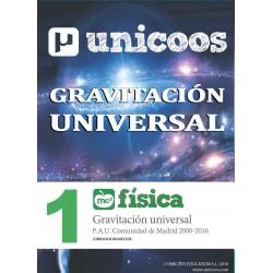 PAU FÍSICA - GRAVITACIÓN UNIVERSAL