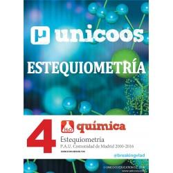 PAU QUÍMICA - ESTEQUIOMETRÍA